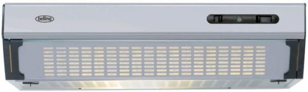 Belling 444441224 60VH SIL 60cm Visor Conventional Hood (EX DISPLAY)