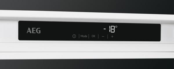 AEG ABB8181VNC Built-In Frost Free Freezer