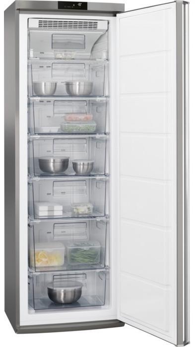 AEG AGE62526NX Frost Free Tall Freezer