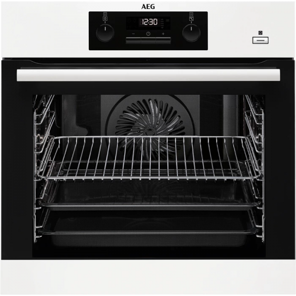 AEG BEB351010W Single Oven