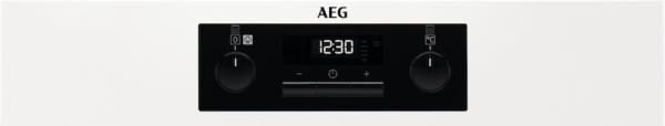 AEG BEB351010W Built-In Single Oven