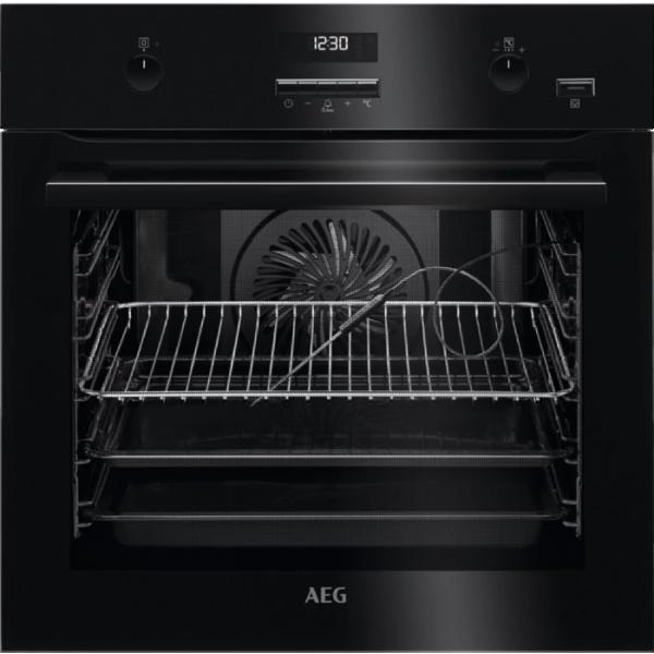 AEG BPE552220B Single Oven