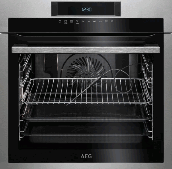 AEG BPE742320M Built-In Pyrolytic Single Oven