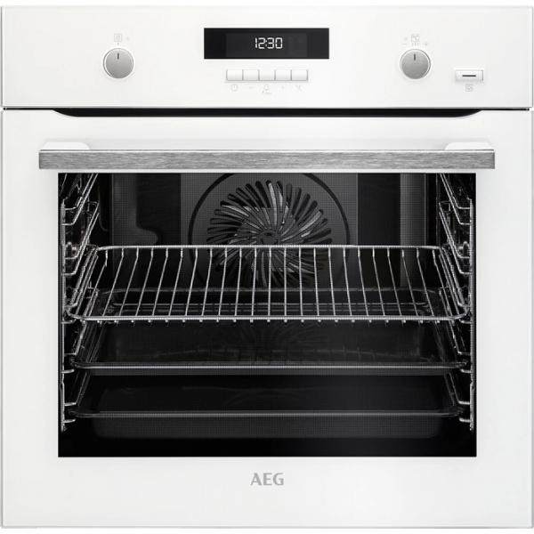 AEG BPS551020W Single Oven