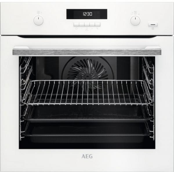 AEG BPS551020W Built-In Single Oven