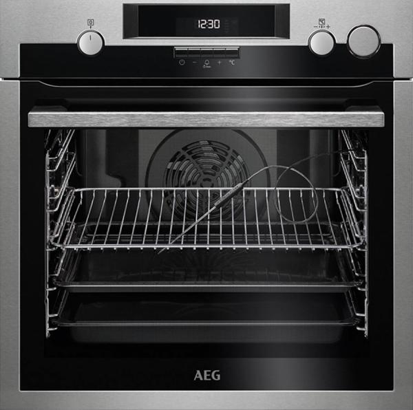 AEG BSE574221M Built-In Pyrolytic Single Oven