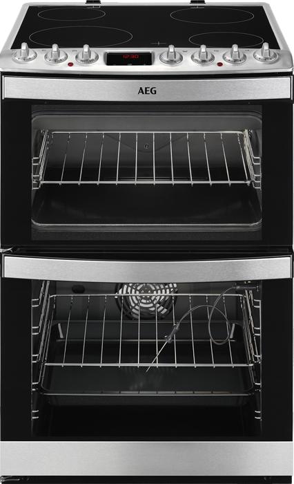 AEG 43102V-MN 60cm Ceramic Cooker