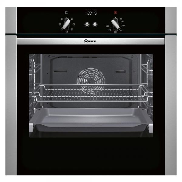 Neff B44S53N5GB Slide & Hide Single Oven