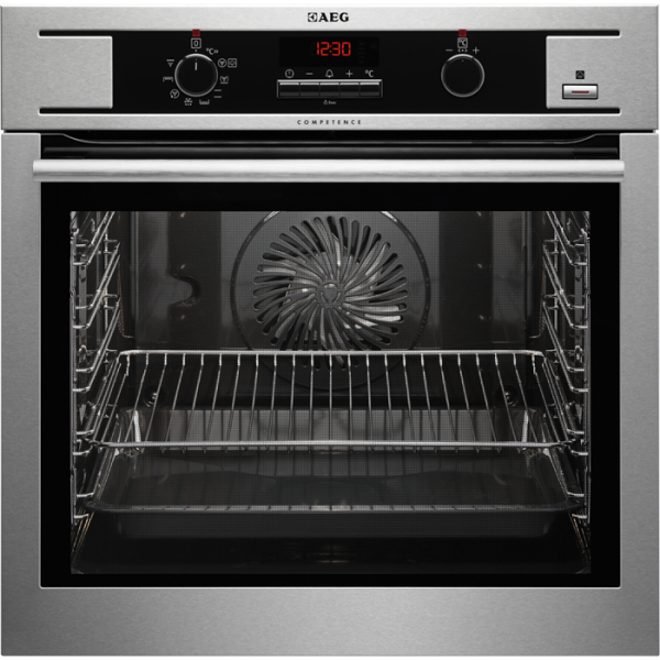 AEG BE530450KM Built-In Single Oven