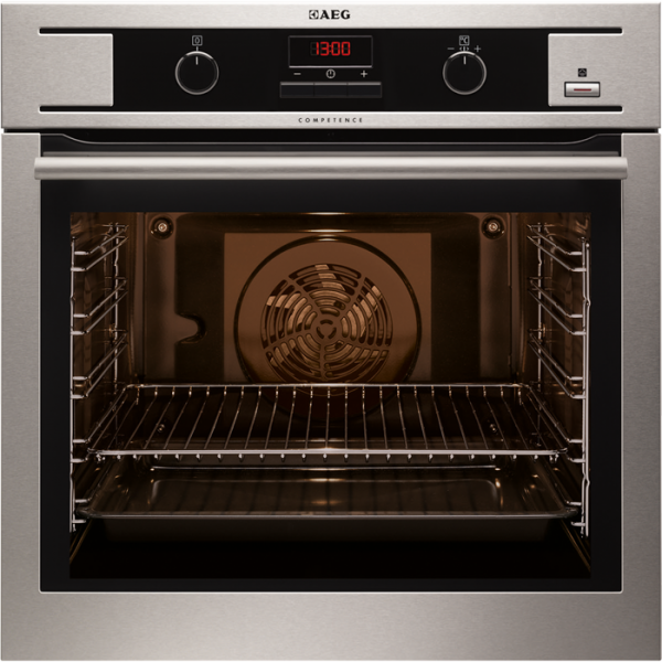 AEG BP300316KM Built-In Pyrolytic Single Oven