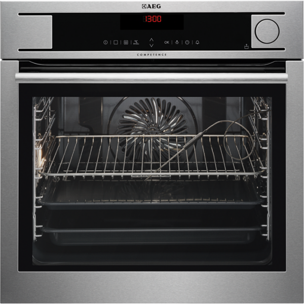 AEG BS730470KM Built-In Single Oven