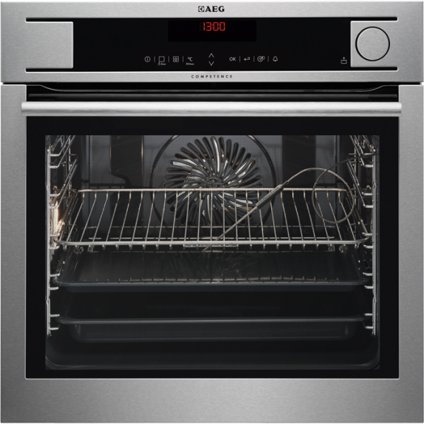 AEG BS831470KM Built-In Single Oven