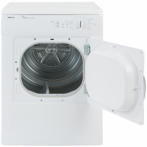 Beko DVSC711W Tumble Dryer