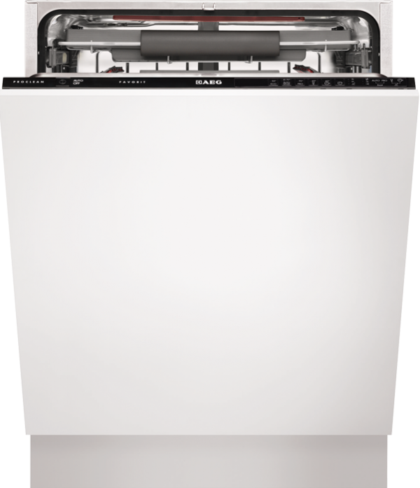 AEG F45700VI0P Fully Integrated Dishwasher