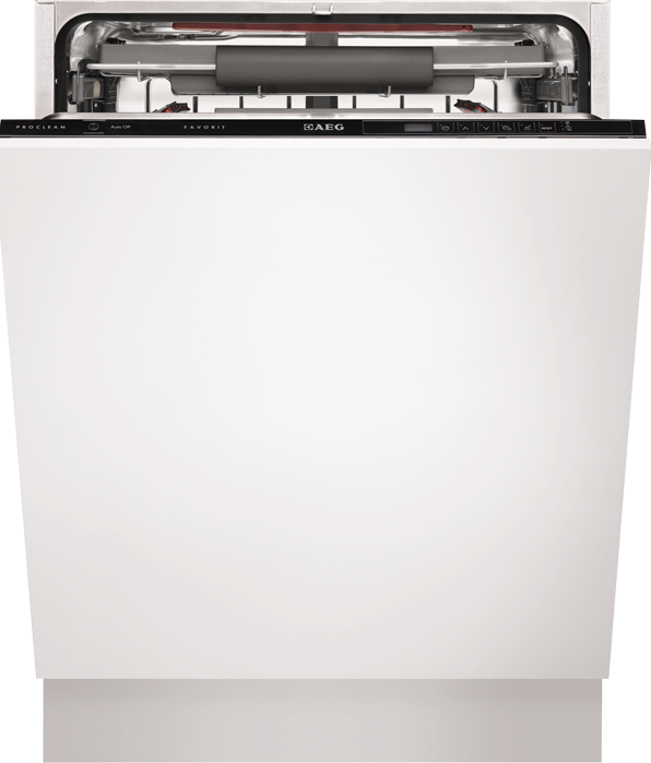 AEG F55700VI0P Fully Integrated Dishwasher