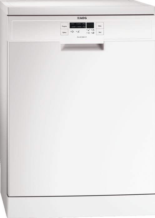 AEG F56303W0 60cm Freestanding Dishwasher
