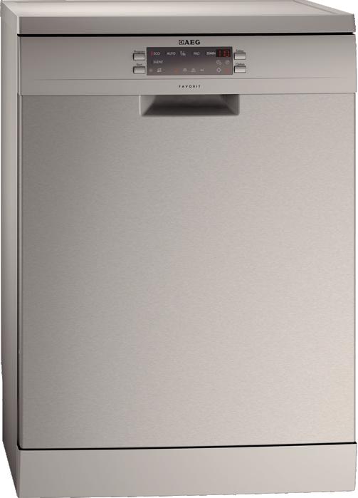 AEG F66609M0P 60cm Freestanding Dishwasher