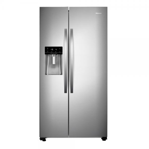Hisense FSN535A20D American Style Fridge Freezer