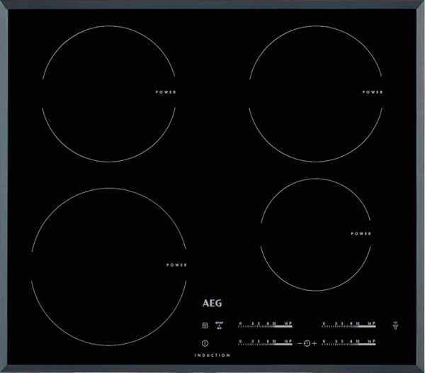 AEG HK6542H0FB Induction Hob