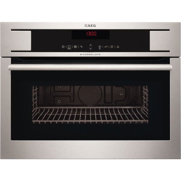 AEG KR8403101M Built-In Microwave Oven with Grill
