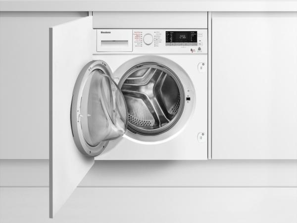 Blomberg LRI285410W Integrated Washer Dryer