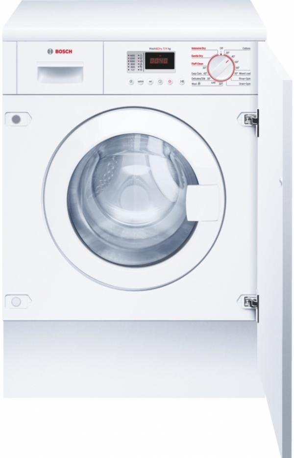 Bosch WKD28351GB Built-In Washer Dryer
