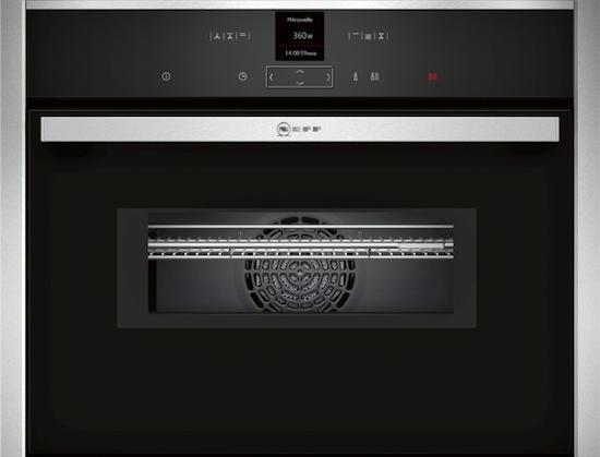 Neff C17UR02N0B Compact Microwave