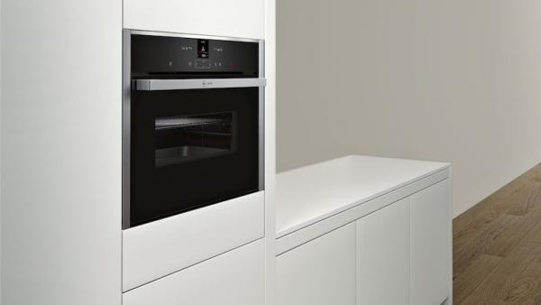 Neff C17MR02N0B Compact Oven with Microwave