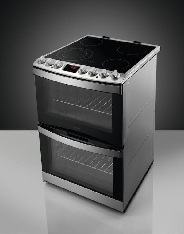 AEG CCB6760ACM 60cm Ceramic Cooker