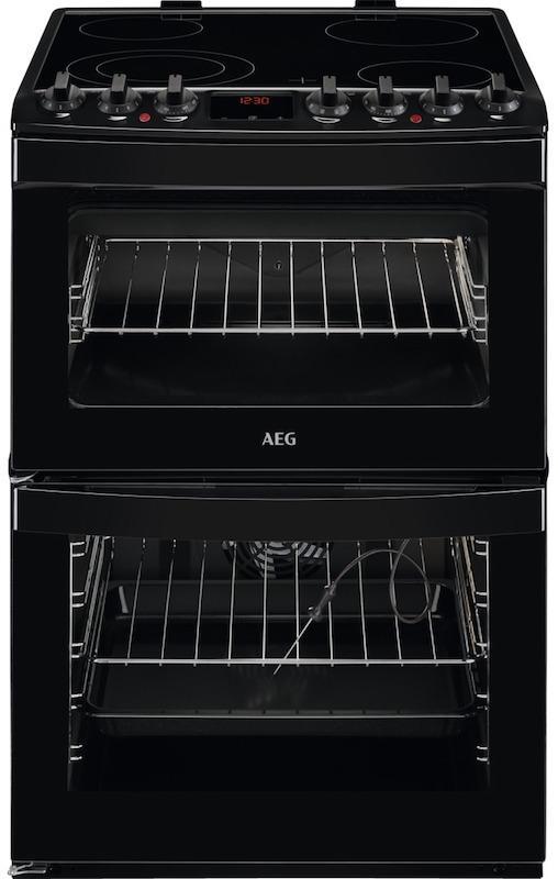 AEG CCB6761ACB 60cm Ceramic Cooker