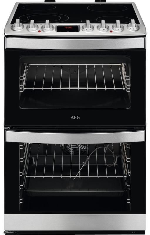 AEG CCB6761ACM 60cm Ceramic Cooker