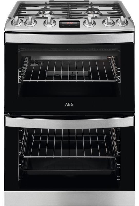 AEG CGB6133CCM 60cm Gas Cooker