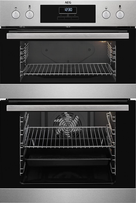 AEG DCB331010M Built-In Double Oven