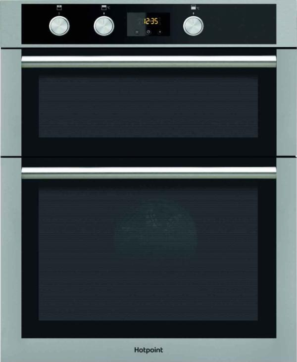 Hotpoint DD4544JIX Double Oven