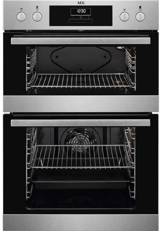 AEG DEB331010M Built-In Double Oven