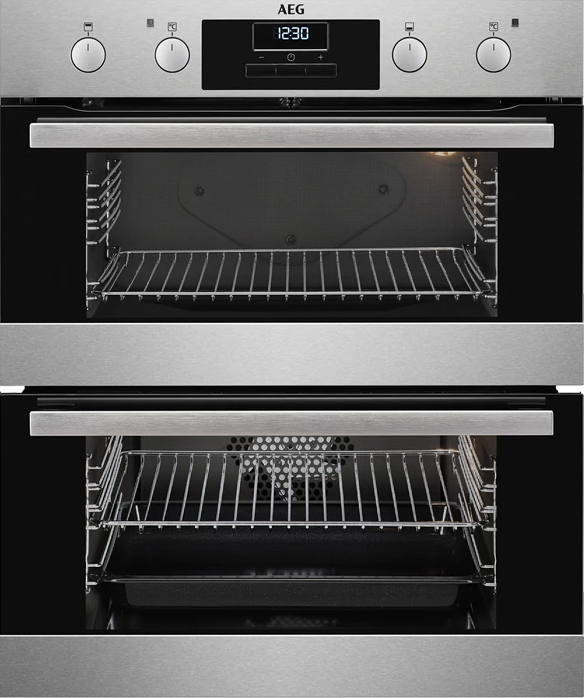 AEG DUB331110M Built-In Double Oven (EX DISPLAY)