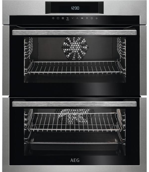 AEG DUE731110M Built-In Double Oven