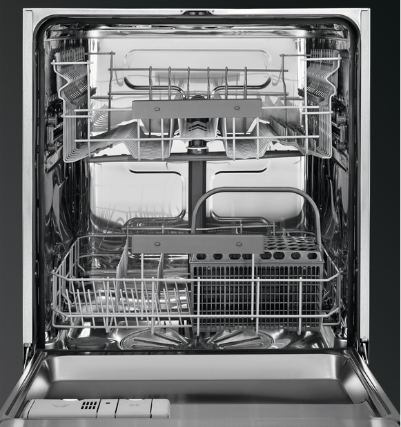 AEG FFB53600ZM 60cm Stainless Steel Dishwasher
