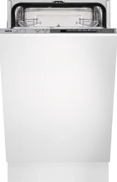 AEG FSB51400Z Fully Integrated 45cm Dishwasher
