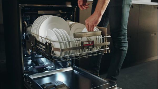AEG FSS62600P Integrated 60cm Dishwasher