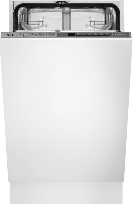 AEG FSS63400P Fully Integrated 45cm Dishwasher