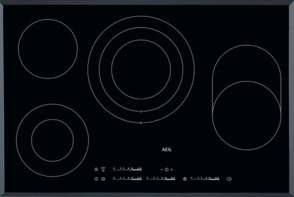 AEG HK854080FB 80cm Ceramic Hob