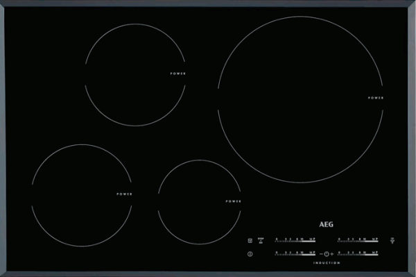 AEG HK854210FB 80cm Induction Hob
