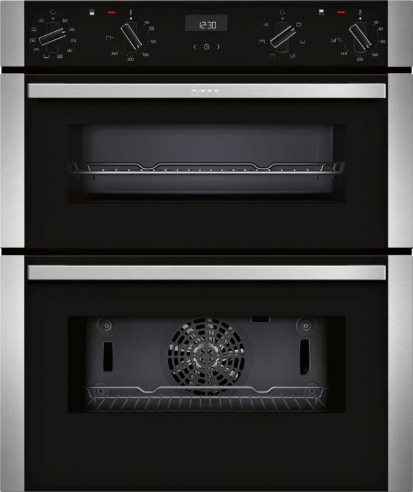 Neff J1ACE4HN0B Built-Under Double Oven