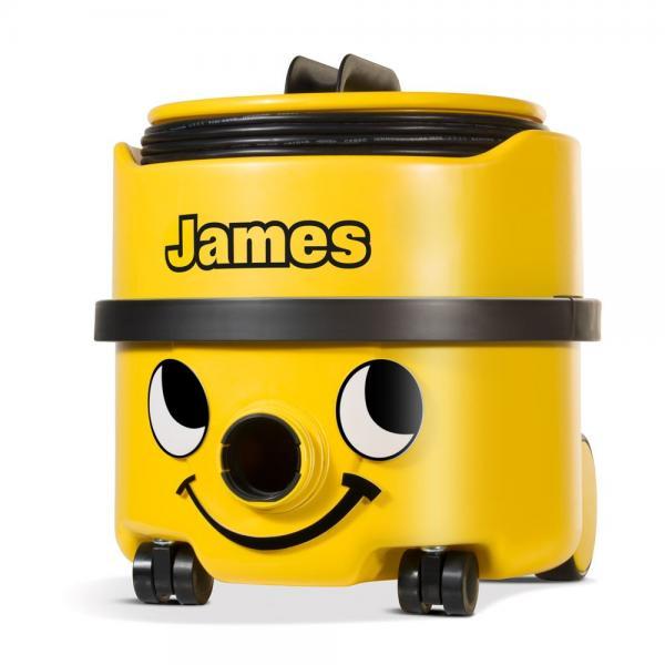 Numatic James JVP180 Tub Vacuum (EX DISPLAY - PERFECT CONDITION)