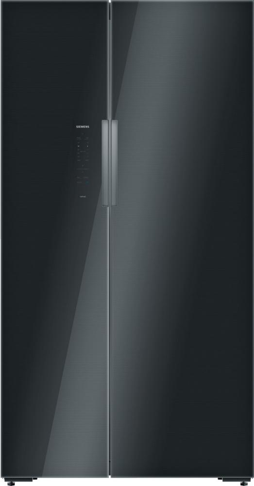 Siemens KA92NLB35 American Side by Side Fridge Freezer