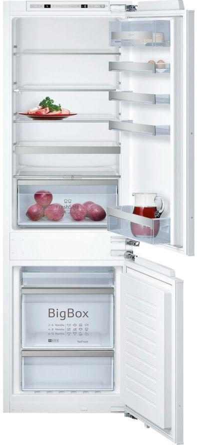 Neff KI7863D30G Integrated 60/40 Frost Free Fridge Freezer