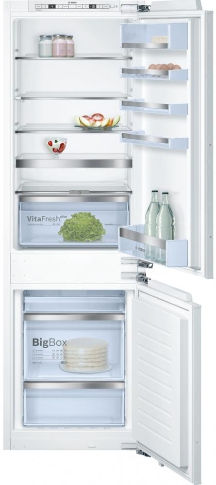 Bosch KIN86AD30G Built-In Fridge Freezer