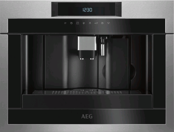 AEG KKE884500M Built-In Coffee Machine