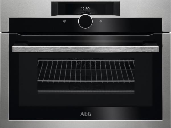 AEG KME861000M Built-In Combi Microwave Oven